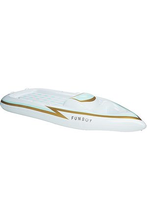 FUNBOY Yacht Inflatable Pool Float in .