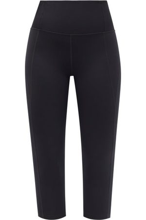 Girlfriend Collective High-rise Compression Cropped Leggings