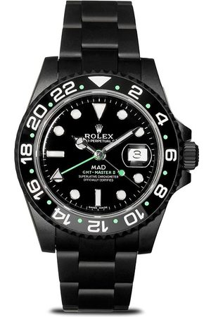 MAD Paris Personalisierte pre-owned Rolex GMT Master II 40mm