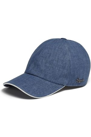 Ermenegildo Zegna Herren Hüte - Baseballkappe mit Logo-Schild