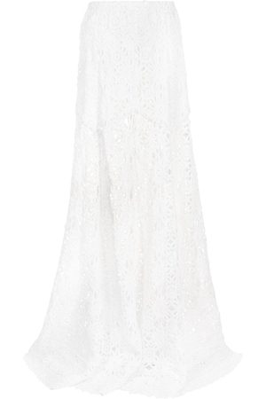 Macgraw Damen Röcke - Noble broderie anglaise skirt