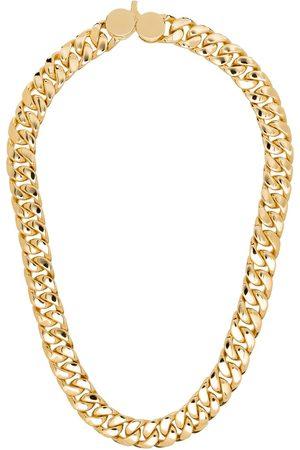 TOM WOOD Herren Halsketten - 9kt -plated chain-link necklace