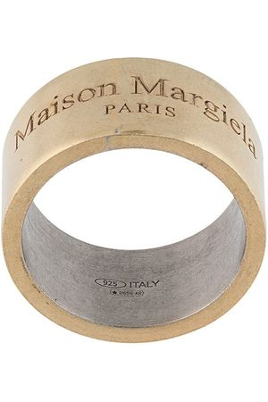 Maison Margiela Ring mit Logo-Gravur
