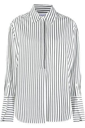 Frame Damen Blusen - Gestreiftes Hemd