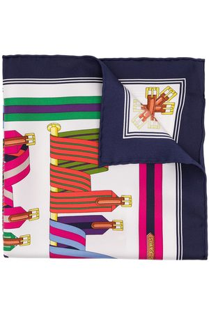 Hermès Pre-owned Les Sangles Schal