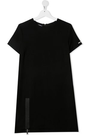 Dsquared2 Kids TEEN T-Shirtkleid mit Reißverschluss