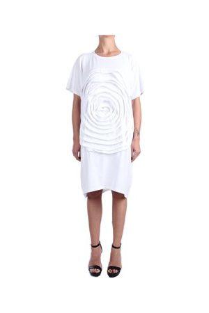 ROSE' A POIS Damen Kleider - Kurze Kleider SOGNO Kalb Damen