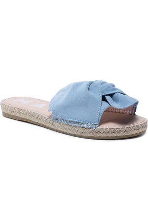 MANEBI Sandals With Knot R 0.5 Jk Placid Blue