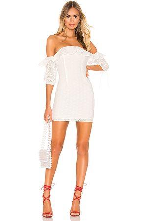 superdown Damen Kleider - Martina Ruffle Dress in . Size XXS, XS, S, M.