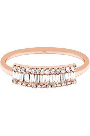 DJULA Damen Ringe - Ring - funkelnd mit Diamanten