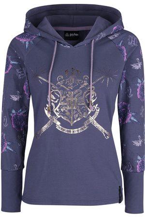 Harry Potter Hogwart's Crest Kapuzenpullover lila
