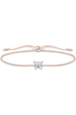 Thomas Sabo Armband Schmetterling weiße Steine