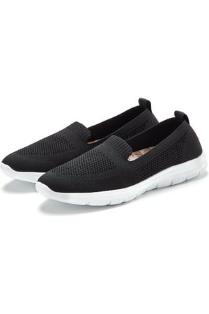 Lascana Slipper ultraleichter Sneaker mit softer herausnehmbarer Wechsel- Innensohle