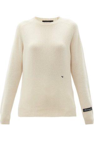 HommeGirls Recycled Cashmere-blend Sweater