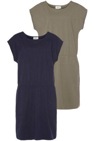 BOYSEN'S Jerseykleid im Doppelpack