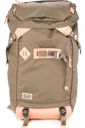 As2ov Rucksack mit kastigem Design