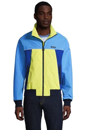 Lands' End Leichte Jacke SQUALL, Herren, Größe: M Normal, Blau, Nylon, by Lands' End