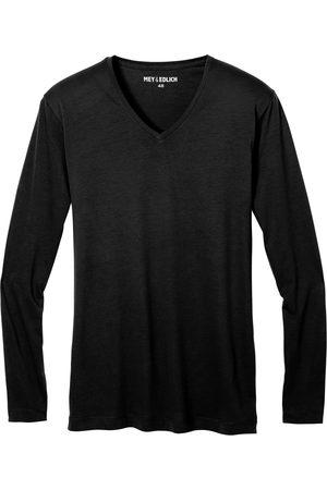 Mey & Edlich Herren Longsleeves - Herren Benchmark-Shirt Langarm