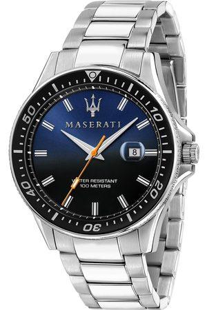 Maserati Sfida R8853140001 Silver/Black