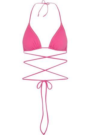 Reina Olga Damen Bikinis - Exklusiv bei Mytheresa – Bikini-Oberteil Miami