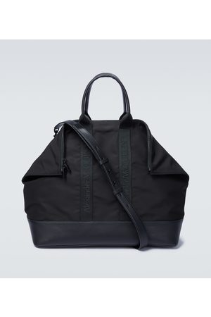 Alexander McQueen Tote Bag East West De Manta