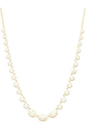 Jade Trau Maverick Riviera Diamond & 18kt Necklace