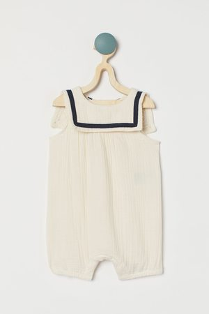 H&M Baby Jumpsuits - Matrosen-Strampler