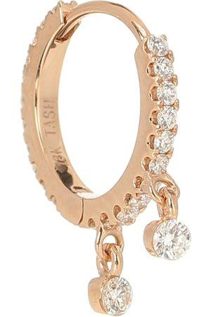 Maria Tash Einzelner Ohrring Eternity aus 18kt mit Diamanten