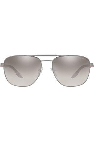 Prada Eyewear Getönte Pilotenbrille