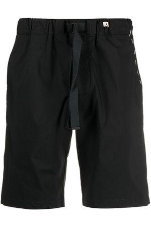 MYTHS Contrast stitching track shorts