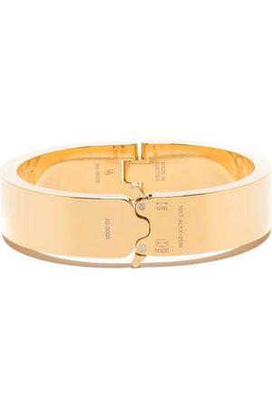 1017 ALYX 9SM Armband mit Logo-Gravur