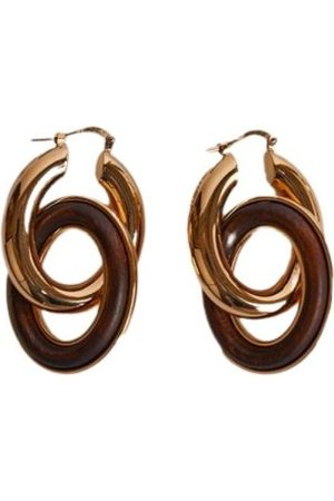 Jil Sander Eclipse earrings , Damen, Größe: One size
