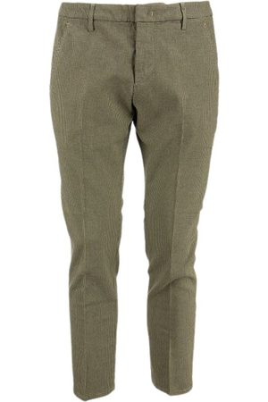 Dondup Alfredo Slim-fit Trousers , Herren, Größe: 36