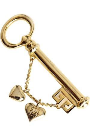 Givenchy Key charm brooch , Damen, Größe: One size