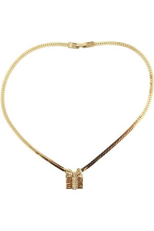 Givenchy Square logo necklace , Damen, Größe: One size