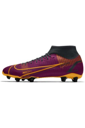 Nike Mercurial Superfly 8 Academy By You personalisierbarer Fußballschuh - Lila