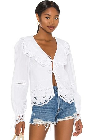 Tularosa Colleen Top in . Size XXS, XS, S, M, XL.