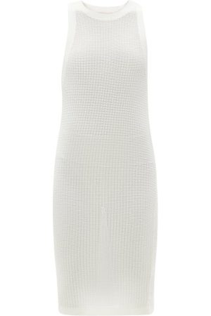 Solid The Carson Technical Mesh Mini Sundress