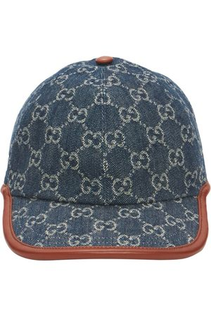 Gucci Baseballkappe Mit Gg Vintage-effekt