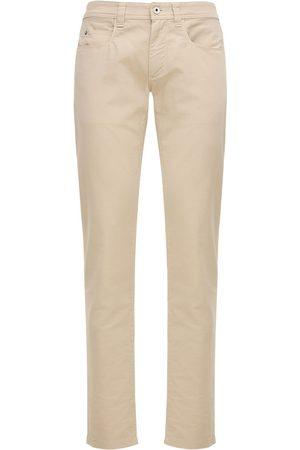 Loro Piana 18cm Jeans Aus Stretch-baumwolle