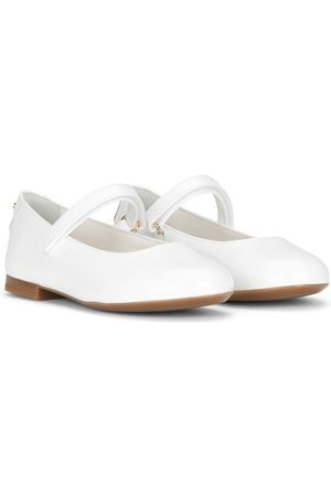 Dolce & Gabbana Runde Ballerinas