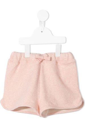 BONTON Shorts mit Herzstickerei