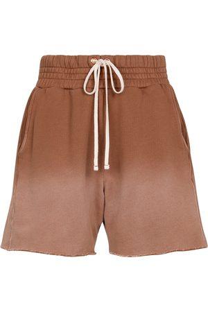 Les Tien Shorts aus Baumwoll-Jersey