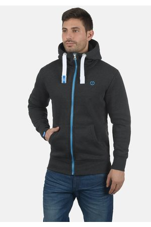 Solid Herren Sweatjacken - Kapuzensweatjacke 'Benn High-Neck