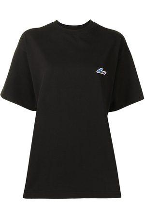 We11 Done T-Shirt mit Logo