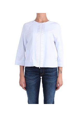 ANNA SERAVALLI Sweatshirt S1125 Mit Reißverschluss Damen