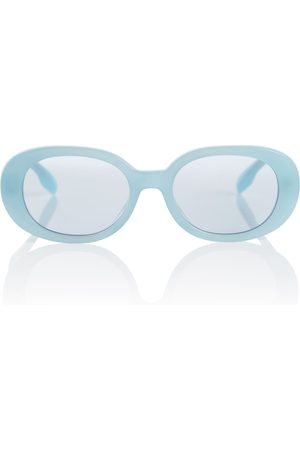 Burberry Ovale Sonnenbrille