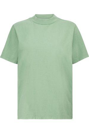 Les Tien T-Shirt aus Baumwolle