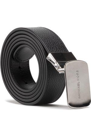 Michael Kors 34mm Ctfr plaqu Belt 39S0LBLY1L Black