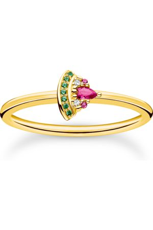 Thomas Sabo Damen Ringe - Ring Wassermelone gold